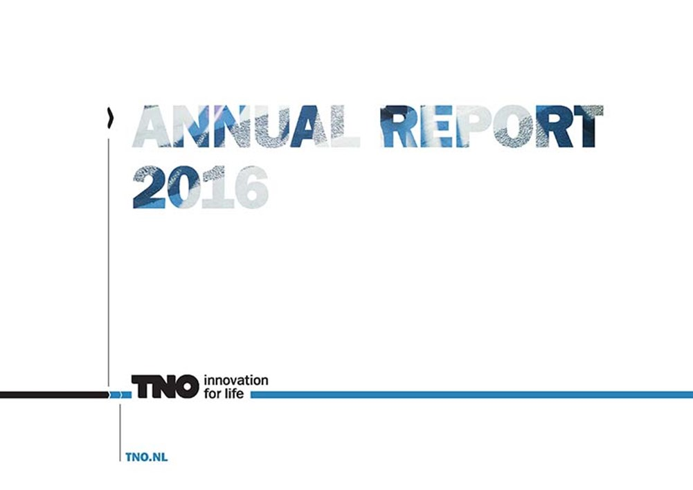 TNO Annual Report 2016