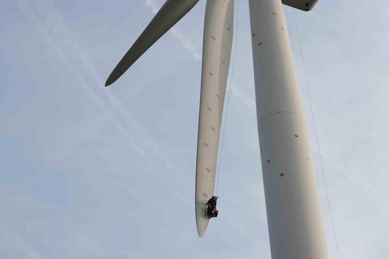 Leader in wind turbine management and maintenance | TNO