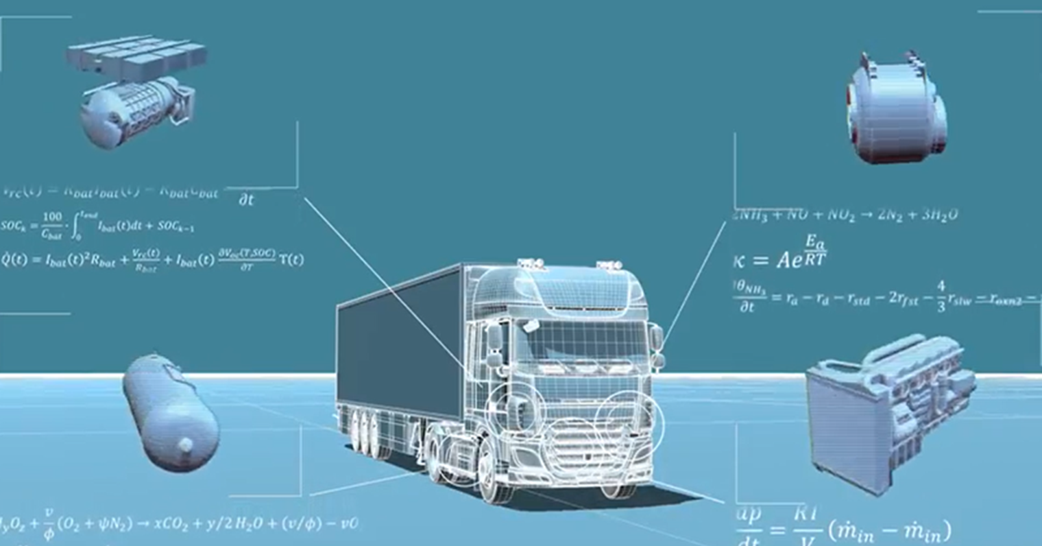 Tno Research On Powertrains Nuclear Power Plant Diagram Animation