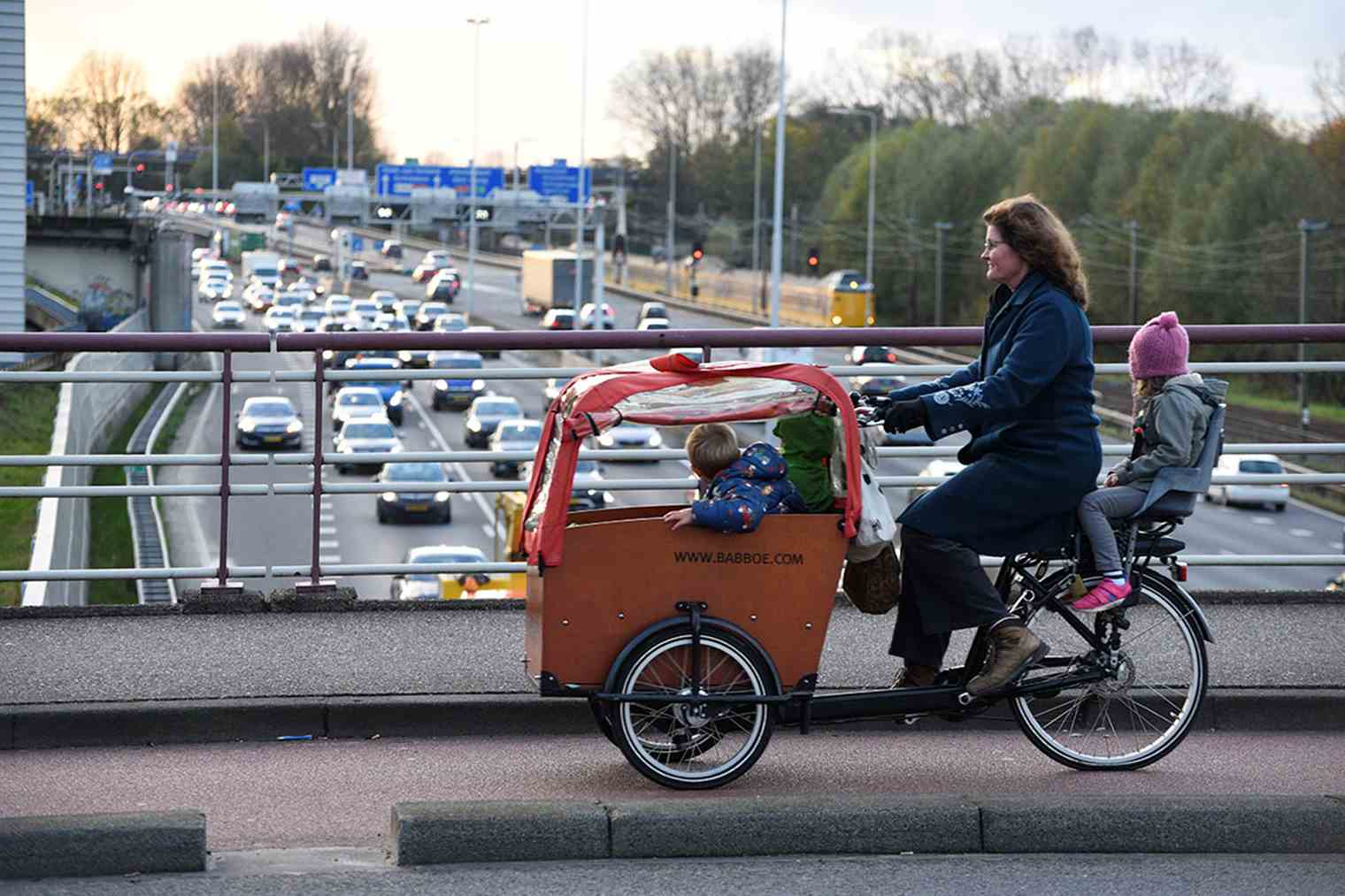 Experimental Biodegradable Traffic >> Sustainable Mobility And Logistics Tno