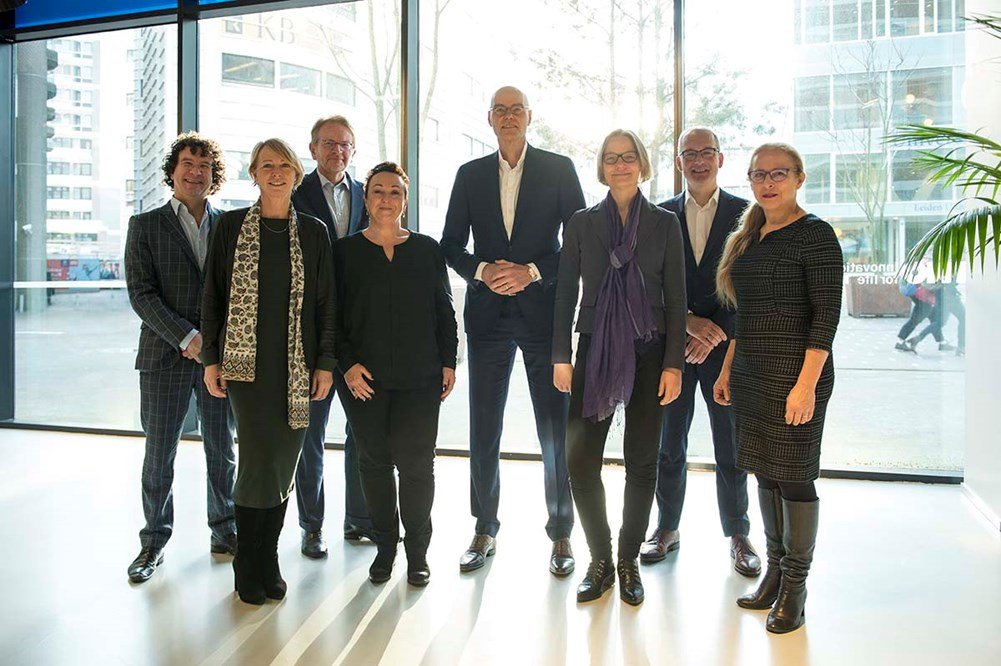 TNO Supervisory Board (Photo: Eric de Vries)