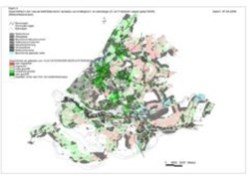 Sample suitability map for industrial park in South Holland