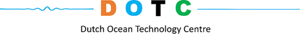 logo van Dutch Ocean Technology Centre (DOTC)