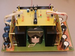 TNO demonstrator of a short-circuit-proof DC-DC transformer