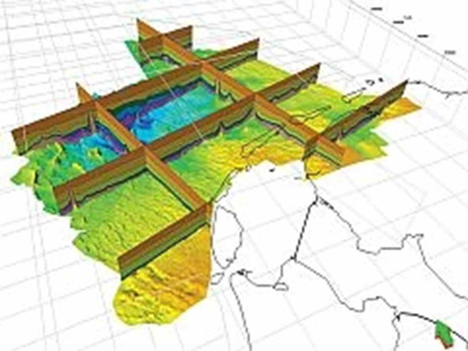 3D Subsurface mapping of the Dutch offshore | TNO