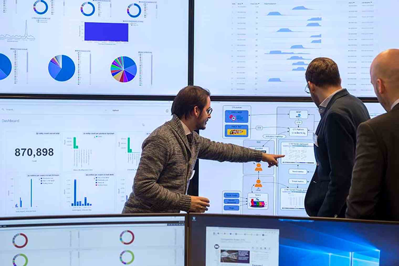 Using Cyber Threat Intelligence to defend against advanced